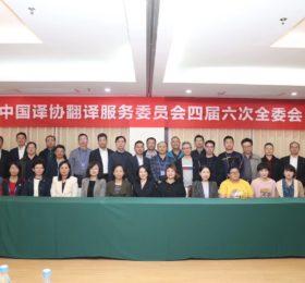 精艺达翻译公司参加中国语言服务产业链供需合作交流峰会